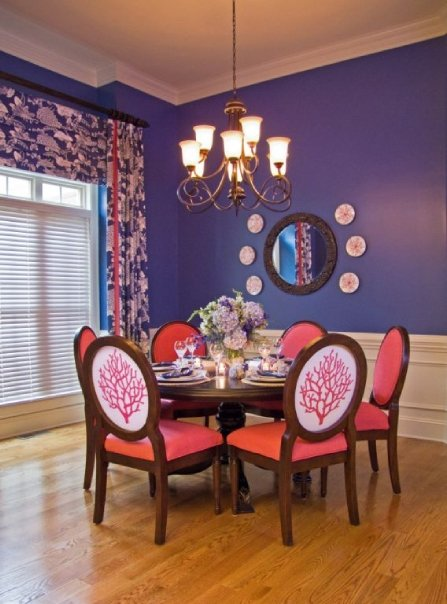One Of Jane Ann Maxwells Beautiful Interiors That Will Be Featured In A National Marketing Campaign For The AIDP